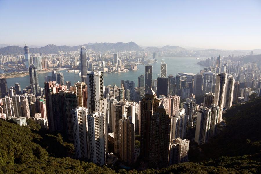 Hong-Kong-Island