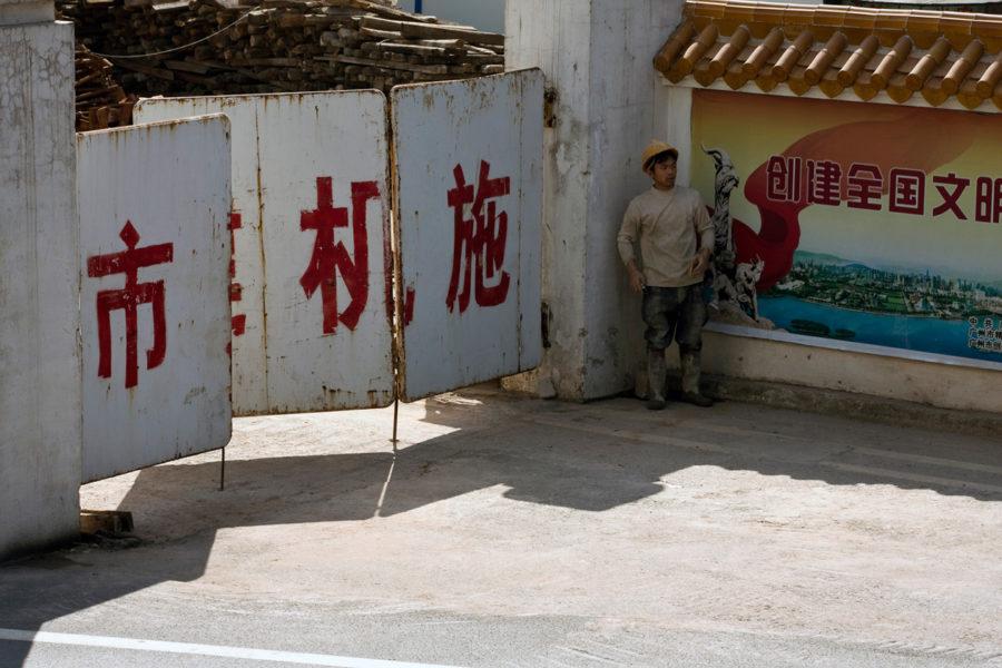 chinesebuildingworker