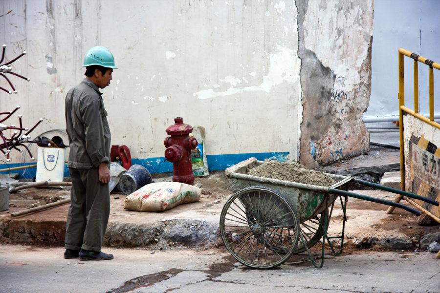 chineseworker