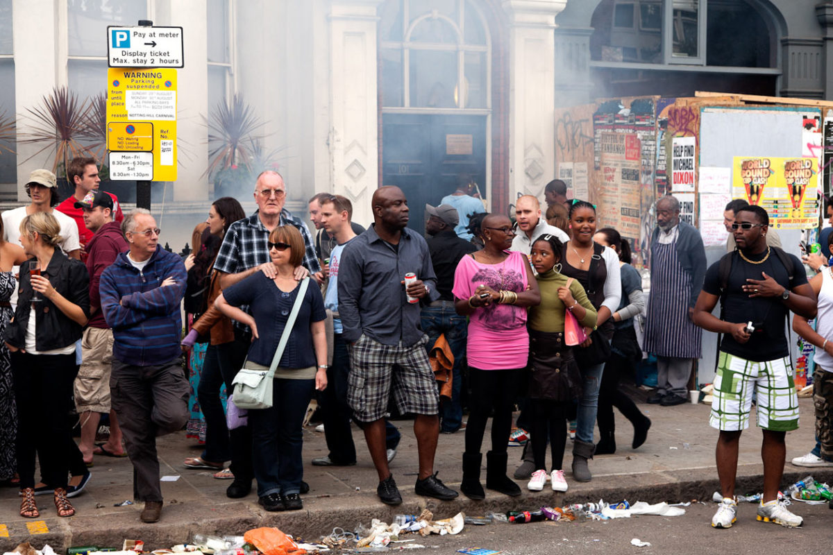 Notting Hill Carnival 2010