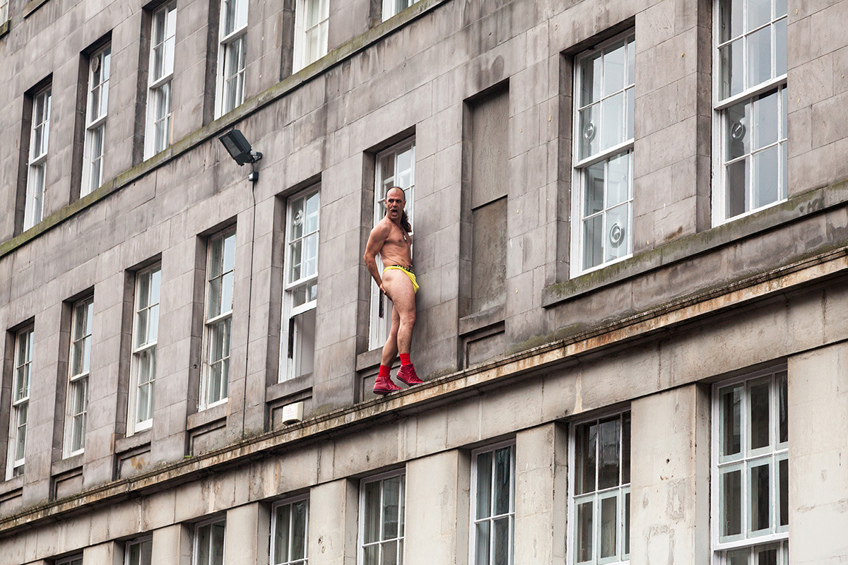 Edinburgh Festival Fringe - Photography By Yannick Dixon