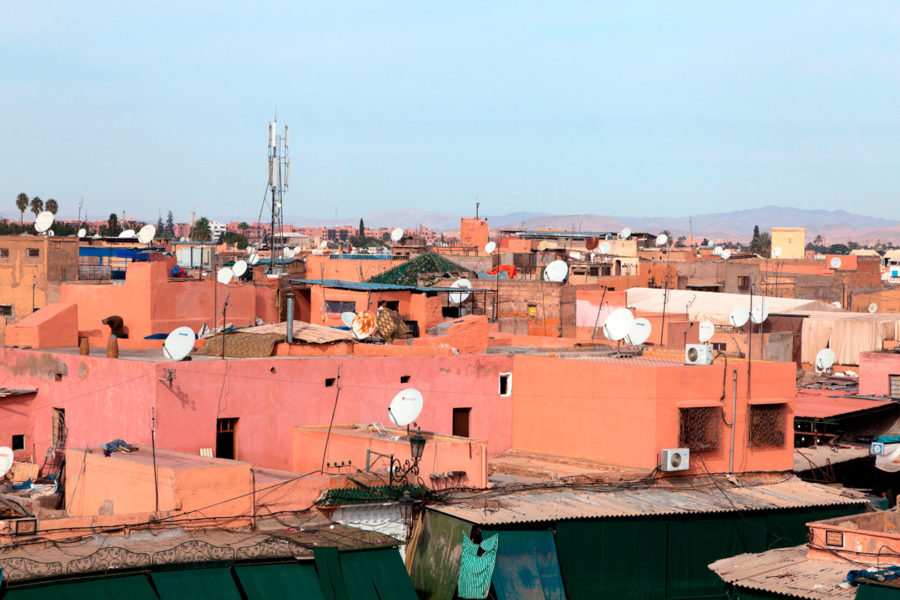 Médina of Marrakech