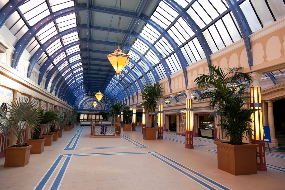 Blackpool Winter Gardens Interior