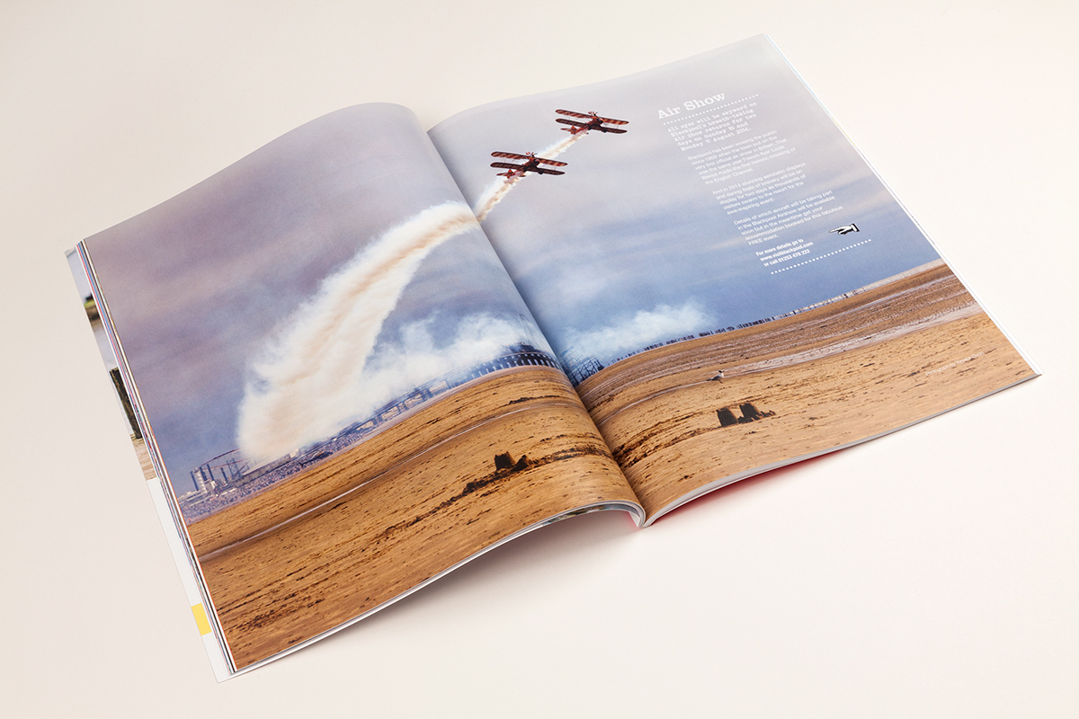 Blackpool Destination Guide 2014 Editorial Photography by Yannick Dixon