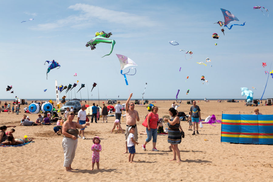 St Annes Kite Festival 2014 - Photography By Yannick Dixon