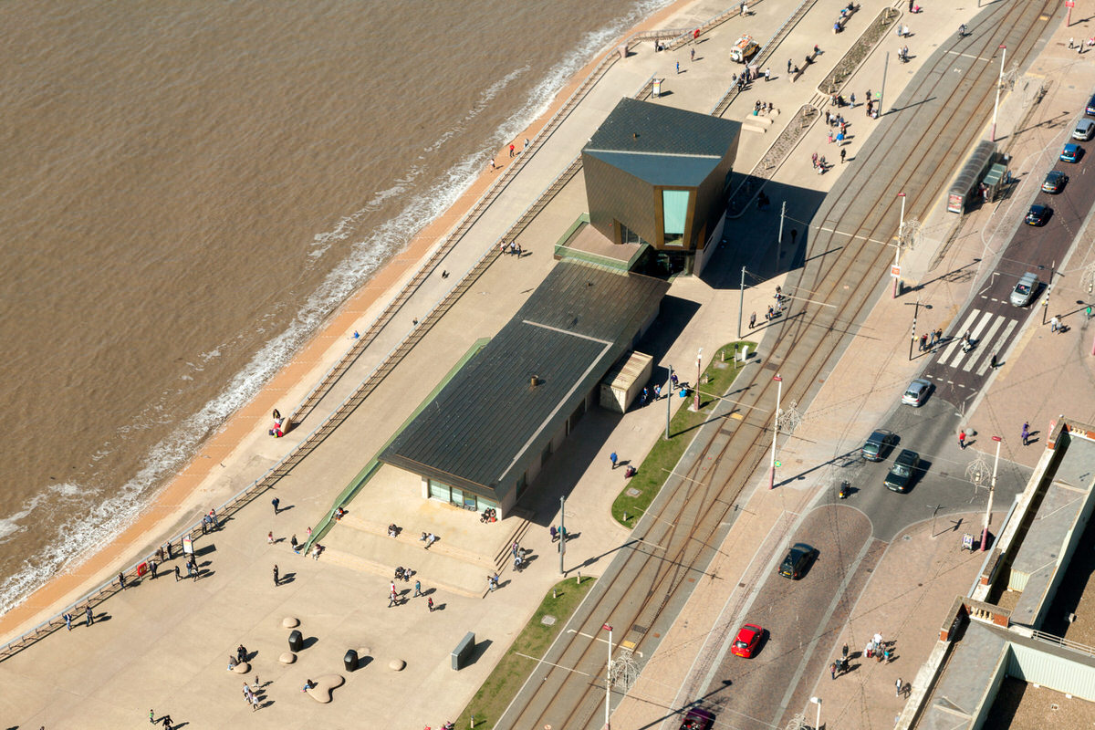 Festival House Blackpool Photography By Yannick Dixon