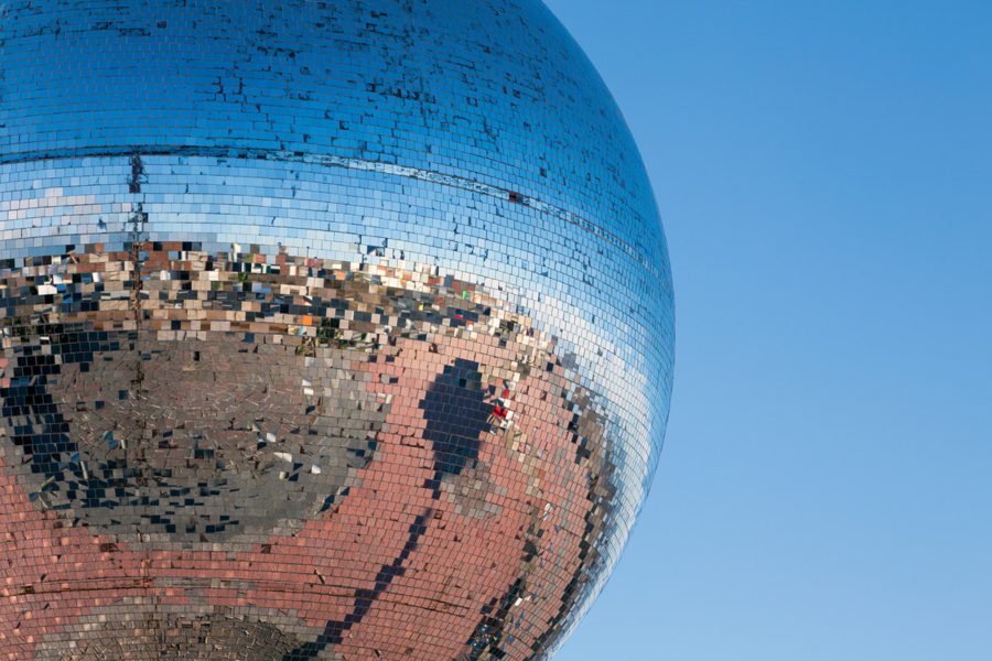 Blackpool Mirrorball - Free Things To Do In Blackpool