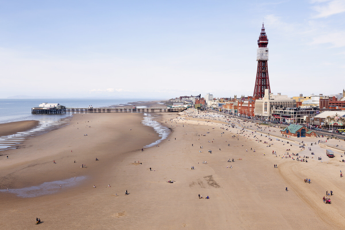 Visit Blackpool Beach - Free Things To Do In Blackpool