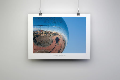 Blackpool Mirrorball Photographic Print