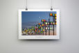 Blackpool Illuminations Headlights Photographic Print By Yannick Dixon