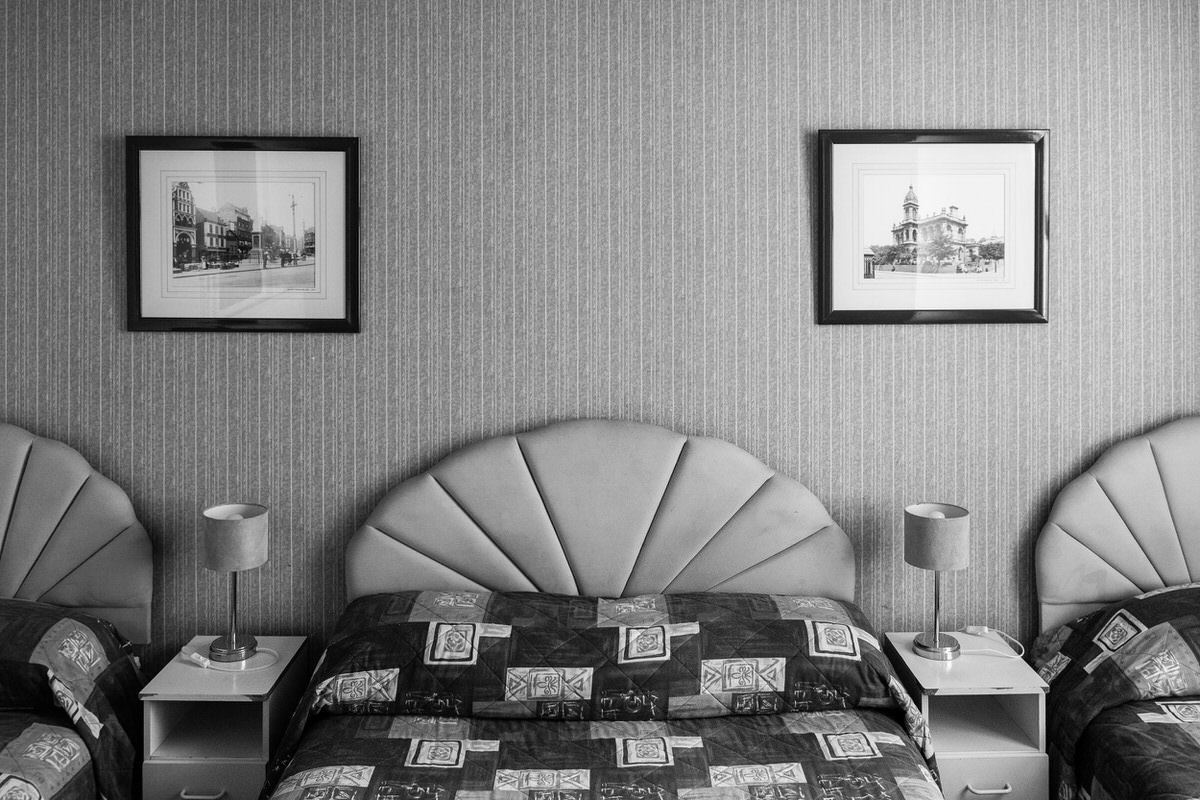 Blackpool Art Bed & Breakfast - Photography By Yannick Dixon