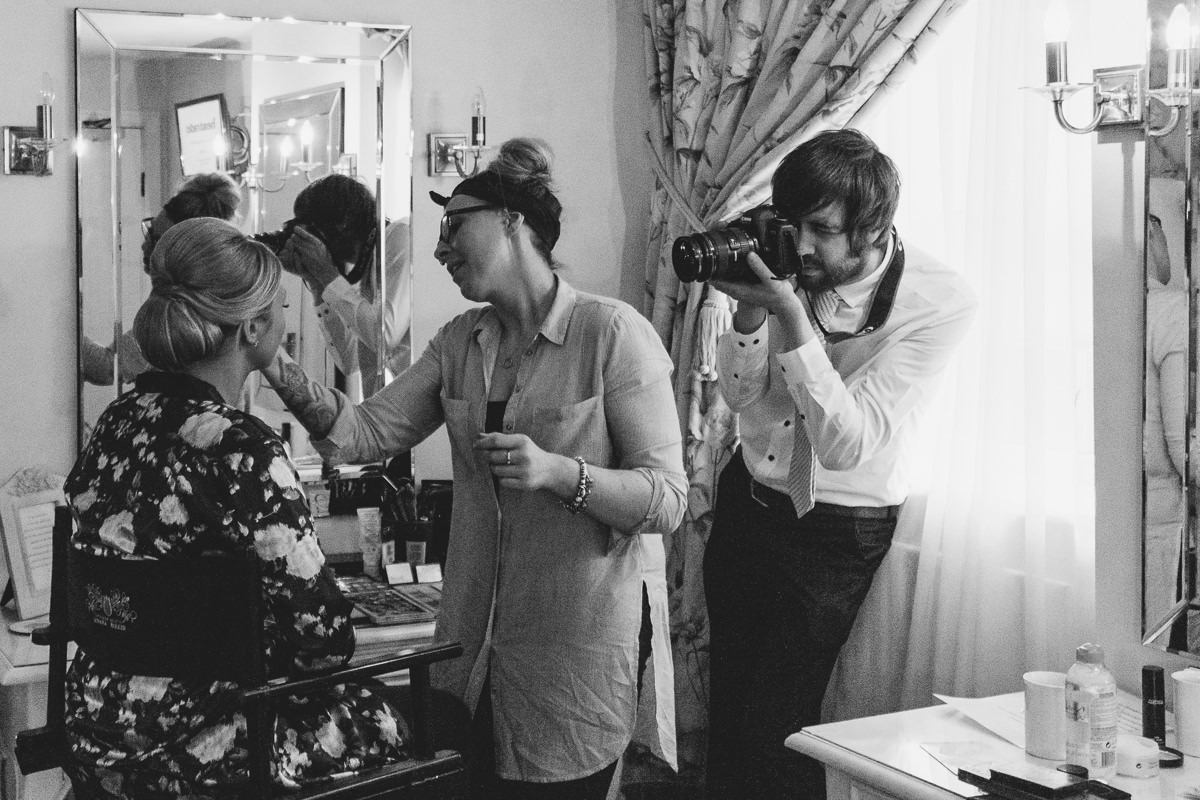 Professional Documentary Wedding Photographer Yannick Dixon