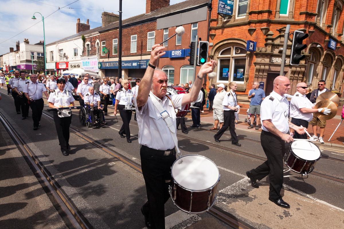 Civic Parade - Fleetwood Tram Sunday 2016 - Photography By Yannick Dixon