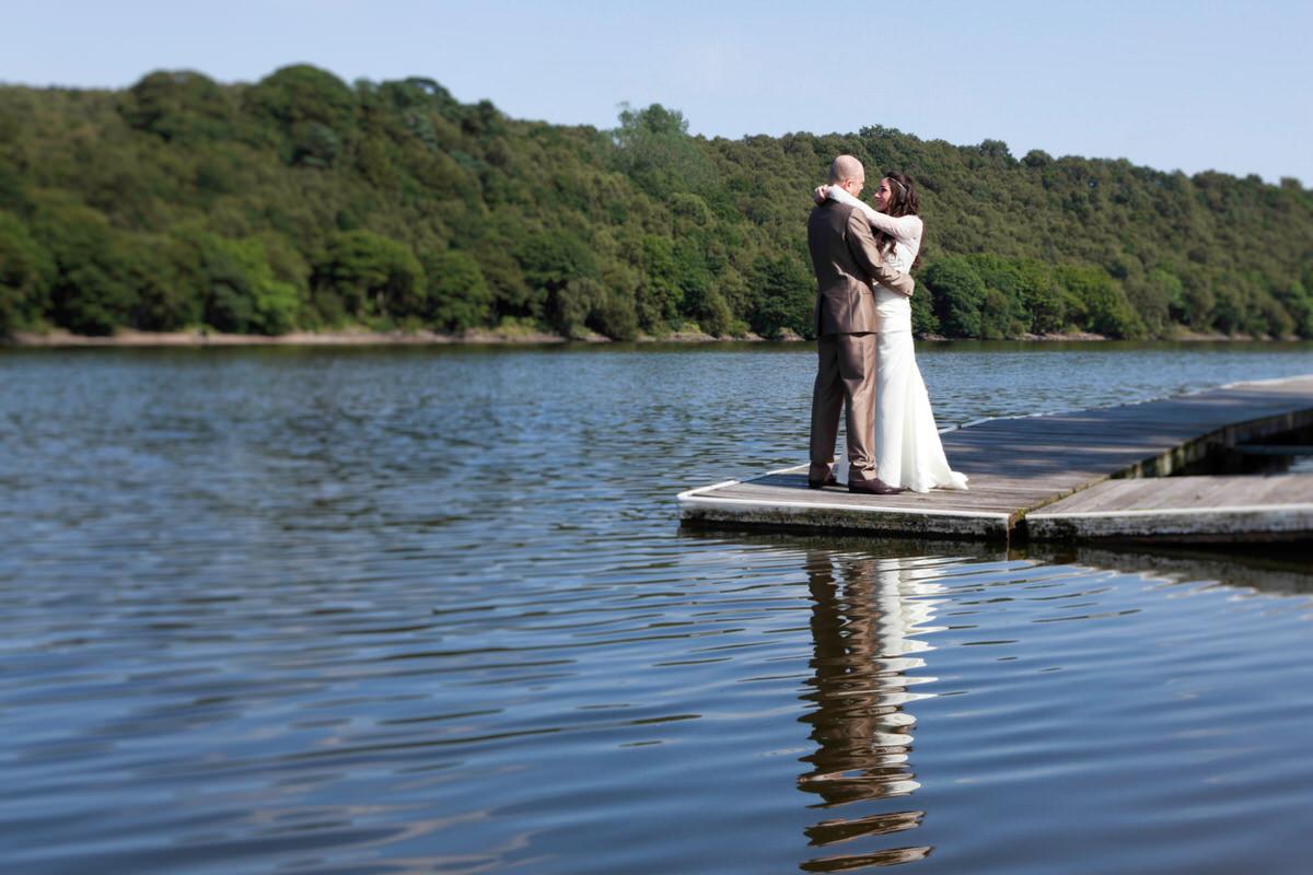 Matthew & Sarah's Rudyard Lake Wedding Photography By Yannick Dixon