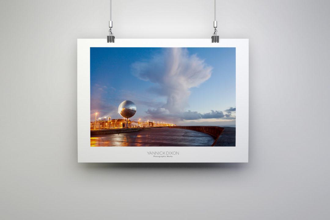 Cumulonimbus Cloud Photographic Print By Yannick Dixon