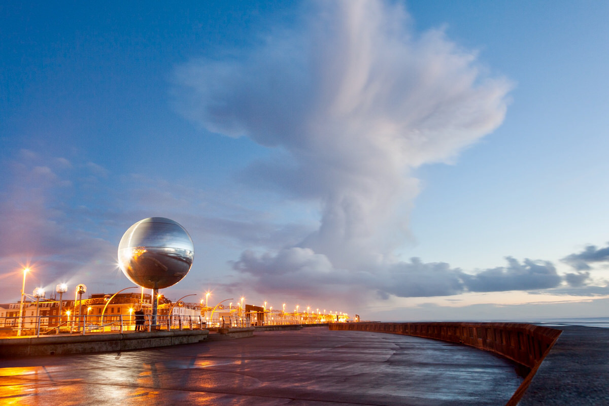 Cumulonimbus Cloud By Yannick Dixon