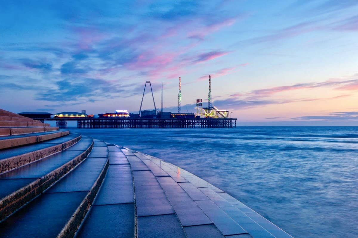 South Pier - Free Things To Do In Blackpool