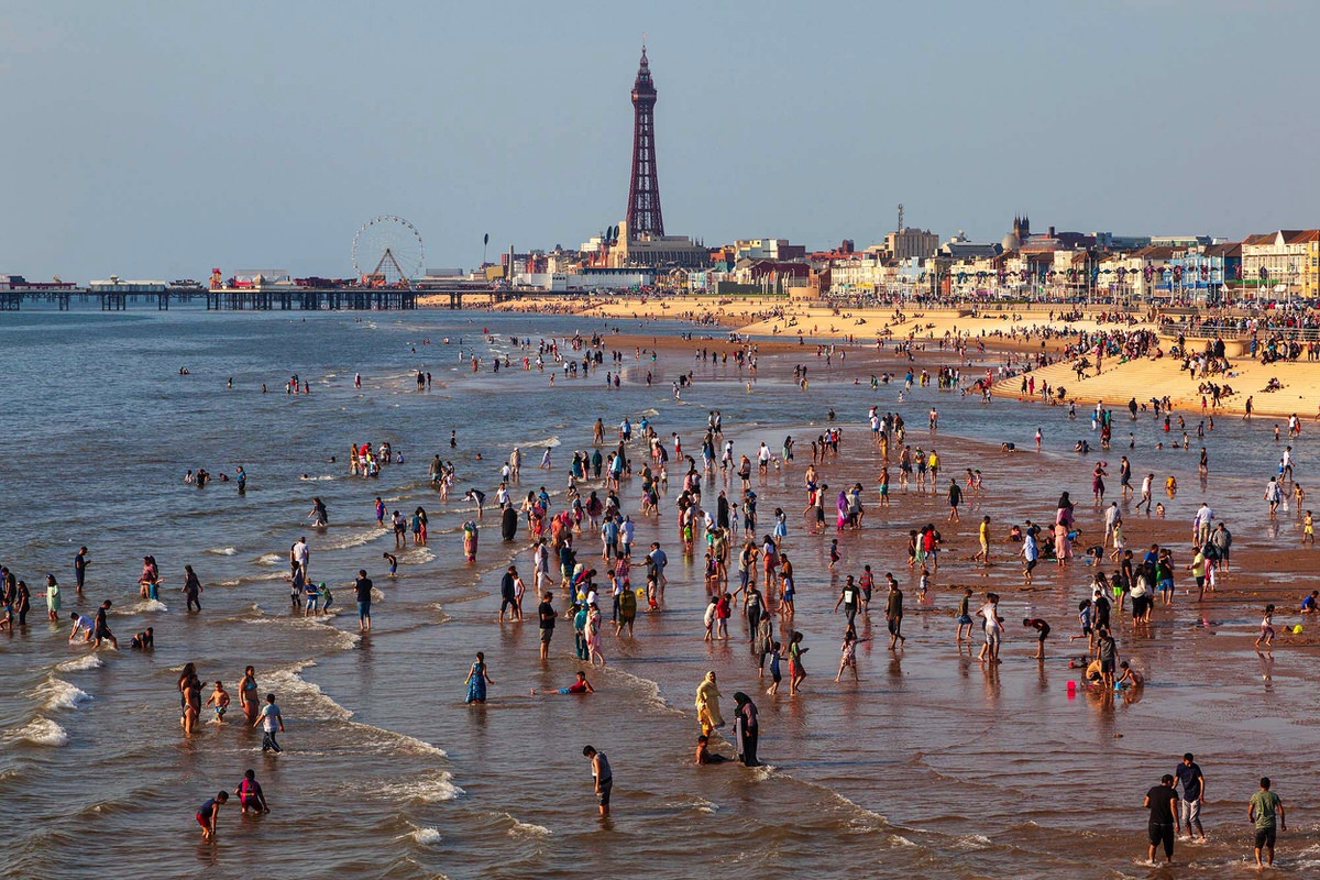 Visit The Beach - Free Things To Do In Blackpool